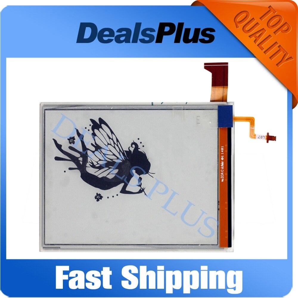 Remplacement nouveau lecteur écran d'affichage LCD pour Kobo Glo n613 e-ink ED060XG1 (LF) T1-11 ED060XG1 768*1024 6 pouces