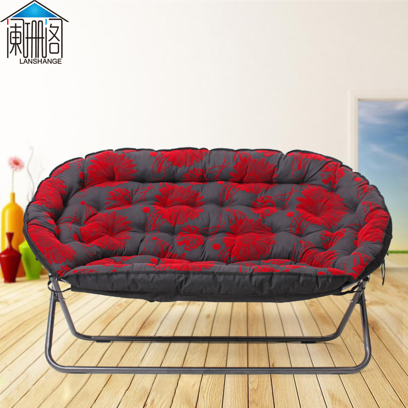 Ou A Beanbag Double Folding Chairs The Bedroom Sofa Chair In Living Room Sofas From Furniture On Aliexpress Alibaba Group