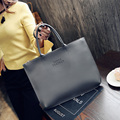 KMFFLY Hot Flap V Women's Luxury Leather tote Bag Ladies Handbags Brand Women Messenger Bag Sac A Main Femme 2017 Short Handle