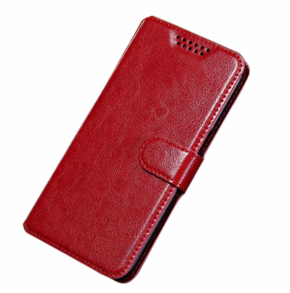 Retro Flip cuero de la PU + cartera, caso de la cubierta para Bluboo D5 Pro S1 S3 S8 D1 D2 S8 más D1 d2 Dual Maya mini caso de protección