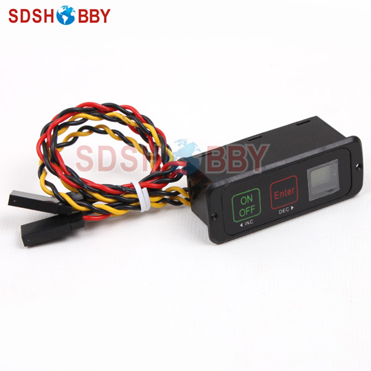 Multifunctional/ Intelligent / Digital Switch with High Power 10A
