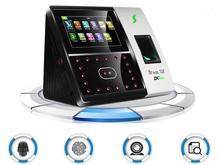 ZKsoftware iFace702 biometric identification time attendance face reader Finger