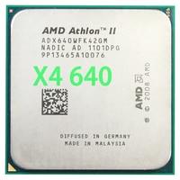 AMD Athlon II X4 640 Processor ( 3.0GHz/2MB/Socket AM3 ) Quad Core