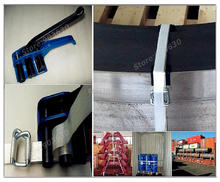 High Quality SD-50 Manual Fibrous band/Fiber tape Strapping Machine Tool ,Manual Packing Machine for 13-50mm packing strap oliver operations manual for machine tool technology