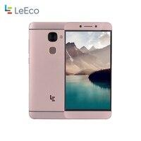 LETV X620 Helio X20 Deca 2.3 GHz MTK 4G Smartphone 3 GB RAM 32 GB ROM Dual SIM Karty 1920x1080 P MP Aparat Fingerprint ID Telefon