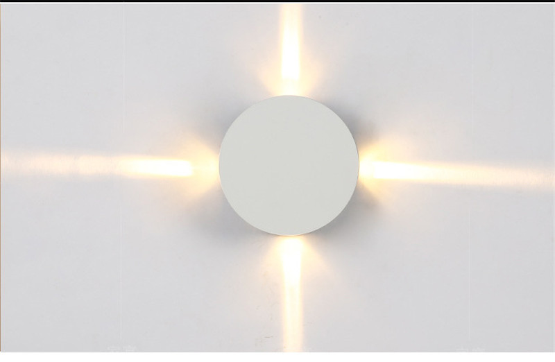 small round or square led wall lamp (8)