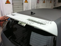 Car Accessories FRP Fiber Glass Victory Style Rear Spoiler Fit For 2008 2012 VW Golf MK6 Rear Spoiler Wing