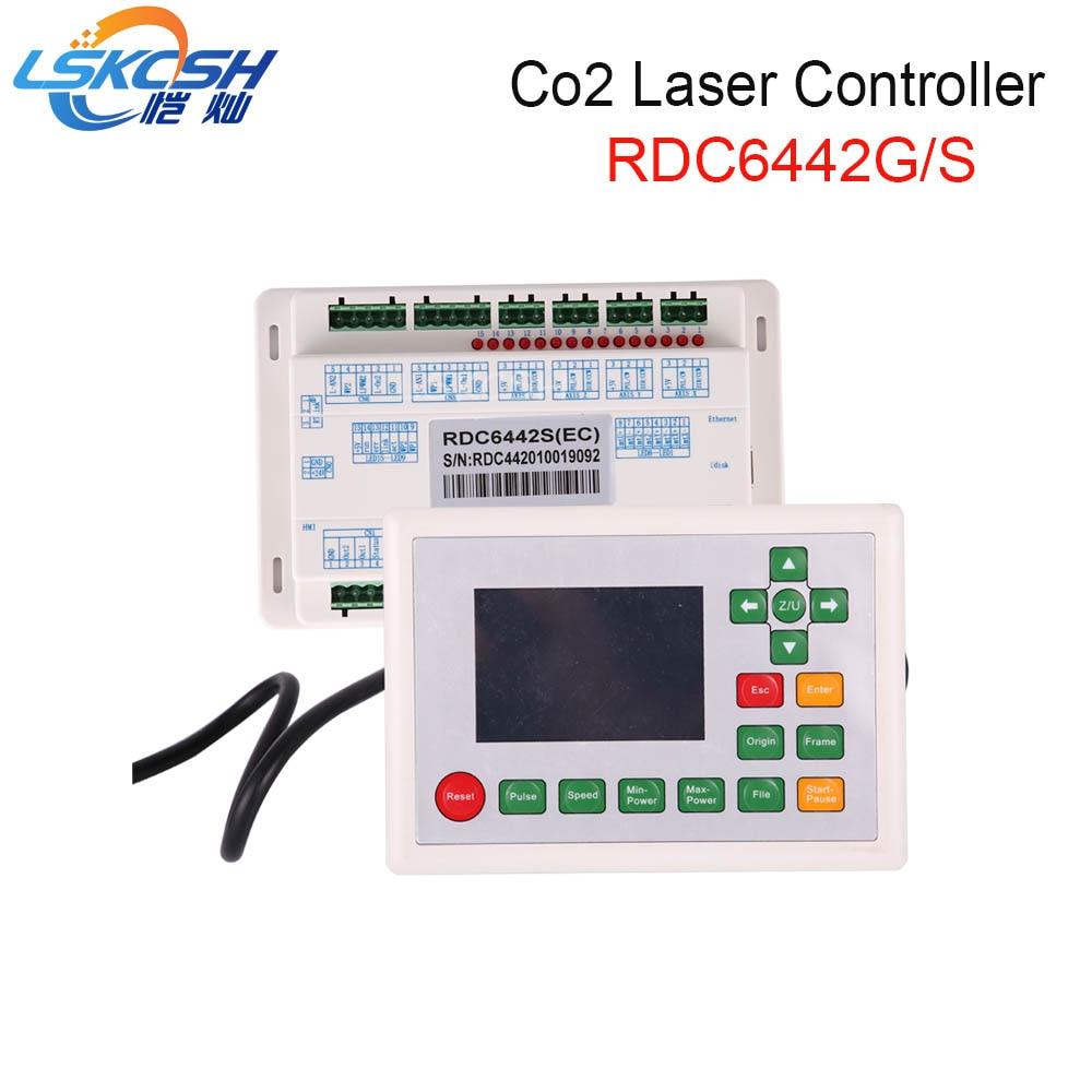 LSKCSH Ruida RD6442S RDC6442G Co2 Laser DSP Contrôleur pour Co2 Laser Gravure Machine De Découpe laser Professionnel fournisseur de pièces