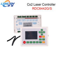 LSKCSH Ruida RD6442S RDC6442G Co2 Лазерная DSP контроллер для Co2 лазерной гравировки, резки профессионального лазерного принтера части поставщика