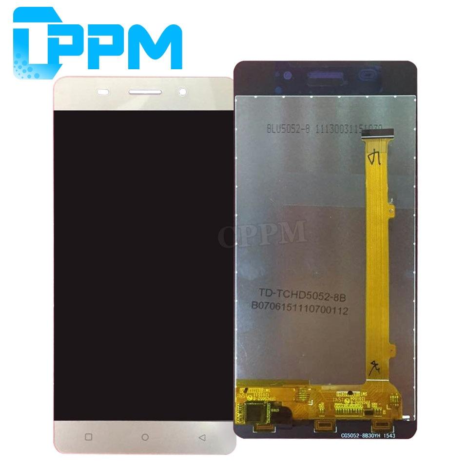imágenes para Original Para Highscreen HIELO Poder pantalla Lcd Touch Panel Digitalizador Asamblea repalcement Para Highscreen HIELO Poder Lcd