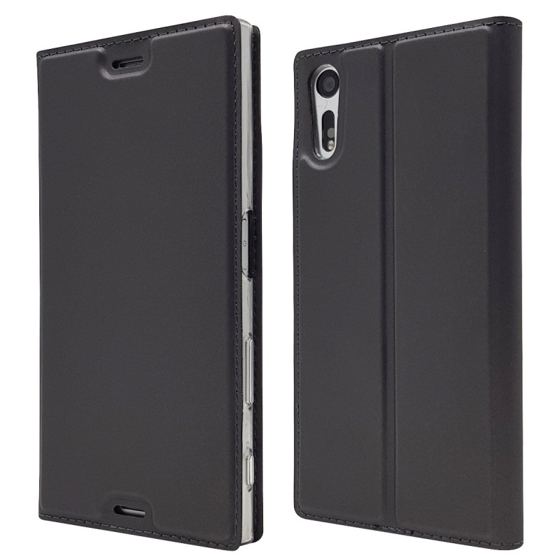 Phone-Cases Cover Coque Etui Leather Dual-F8332 Xz Premium Sony Xperia G8141 For Wallet