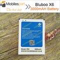 Bluboo X6 Batería 100% Original de Alta Calidad 3000 mAh de copia de seguridad de Reemplazo del Li-ion Batería para Bluboo X6 Smartphone Envío Gratis