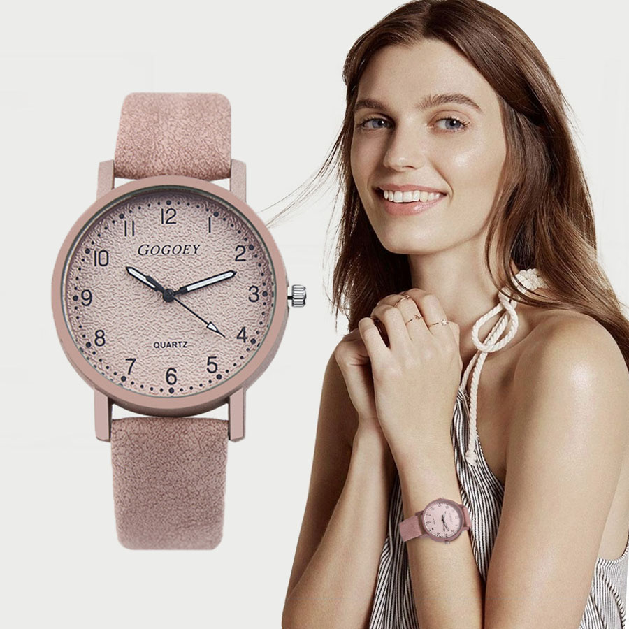 1bc2f39dd Top Brand Luxury Famous Watch Women Quartz Leather Strap Simple Style Dress Ladies  Watch Fashion Casual Women Business Watches