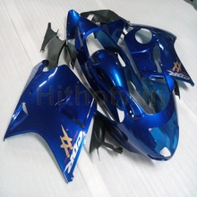 مخصص ل CBR1100XX 1997 1998 1999 2000 2001 2002 2003 CBR 1100XX ABS دراجة نارية هدية بوتيلز قالب حقن أزرق أسود
