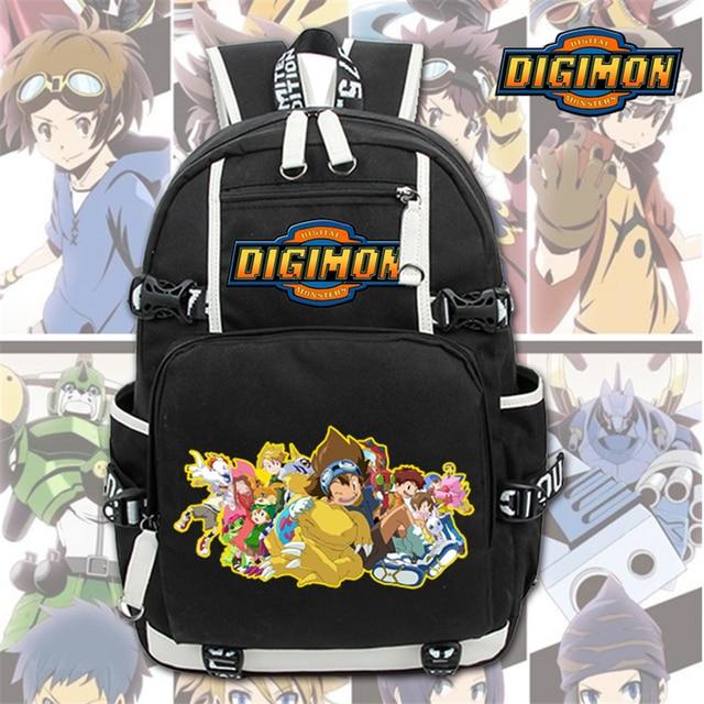 Рюкзак Приключения Дигимона 3