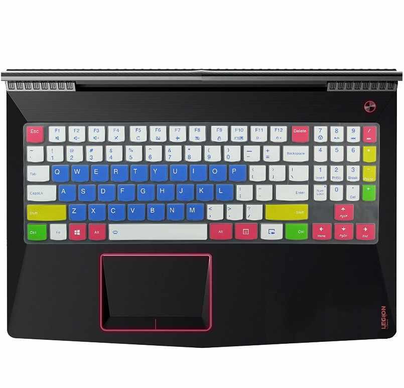 Для lenovo Легион Y530 Y520 Y720 R720 R720-15IKB 15,6 дюймов R15 иск 15ISK Силиконовая Защитная пленка для клавиатуры защитная накладка для телефона