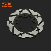 Motorcycle Stainless Steel Rear Brake Disc Rotor For SUZUKI SV400 GSXR600 SV650 GSXR750 GSXR1000 SV1000 TL1000