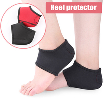 2Pcs Foot Ankle Pads Cushion Plantar Fasciitis Pain Relief Heel Arch Su