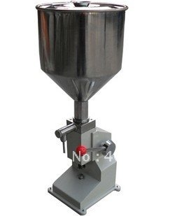 Manual Cream Paste filling machine(5-50ml)+new arrive +free shipping+stainless steel