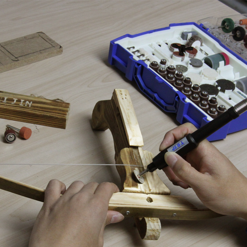 TASP 107 cm sukamojo įrankio lanksčiojo veleno mini gręžimo - Elektrinių įrankių priedai - Nuotrauka 6