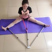 Practical Leg Extension Machine Flexibility Training Split Legs Ligament Stretcher for Dance Taekwondo Yoga Sanda цены