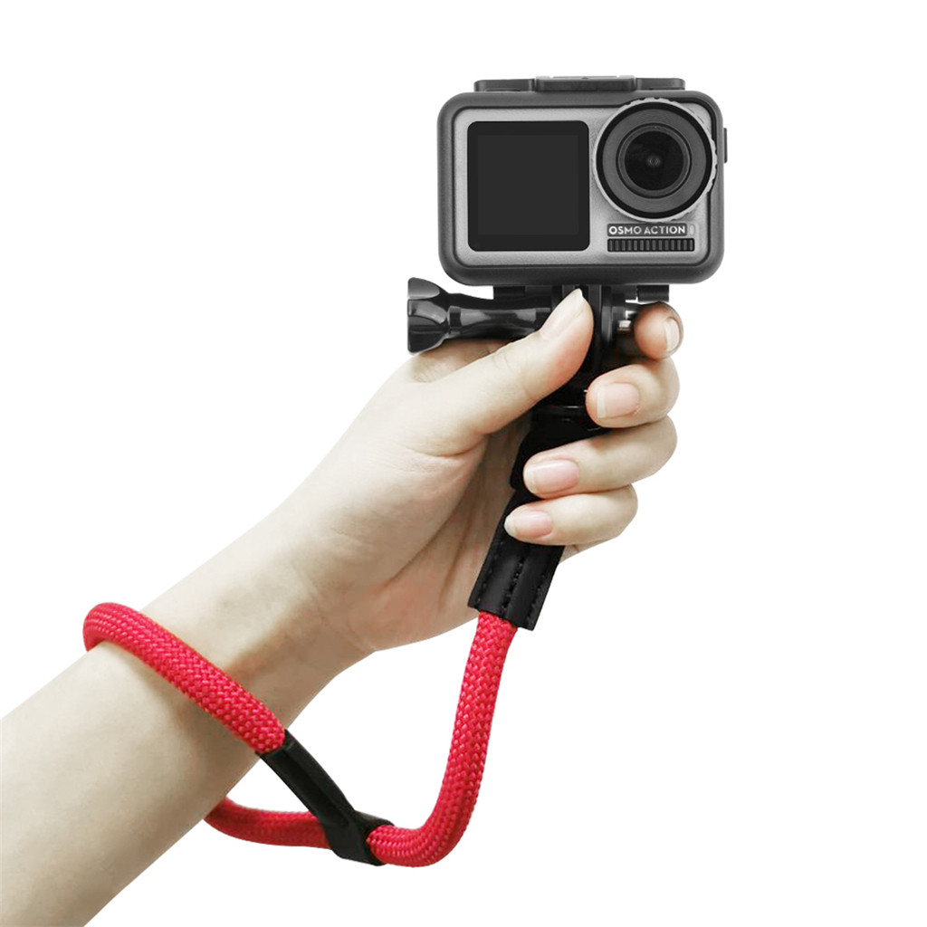 Image 5 - Portable Suitable Charging Safety Wrist Strap Hand Strap Lanyard Belt Grip Sling  For DJI OSMO ACTION convenient and practical-in Parts & Accessories from Toys & Hobbies