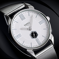 e46a1cbdc331 YAZOLE Men Watch Top Brand Luxury Business Men Watch Men S Watch Fahsion  Silver Stainless Steel. Reloj YAZOLE para ...