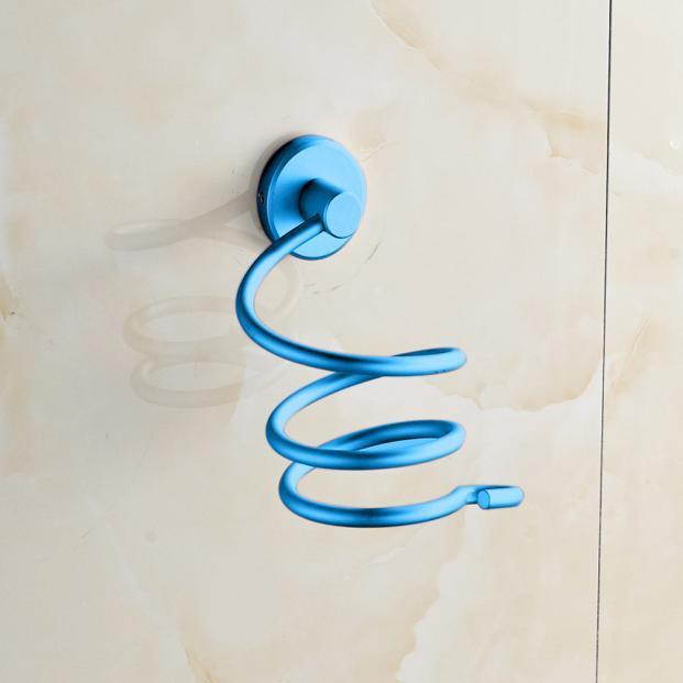Wall Holder Hair Dryer Rack