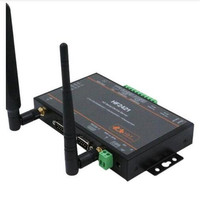 Wifi module Double Port Serial Device Server RS232 RS485 RS422 to Ethernet Wifi 4G 3G GPRS Network Converter IoT NEW