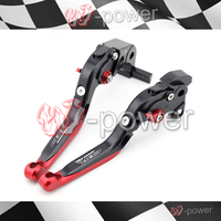 Fite For HONDA CBR 1000RR 2004 2005 2006 2007 Motorcycle Adjustable Foldout Extendable Braking Clutch Logo
