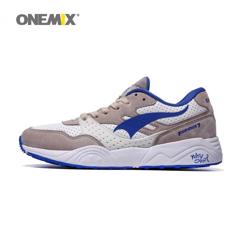 ONEMIX original Γρήγορα και μανιώδη 7 ανδρικά - Πάνινα παπούτσια - Φωτογραφία 5