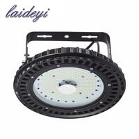 LAIDEYI 3pcs 100w UFO high bay light 220V 240V led highbay light 12000lms led lamp industrial 204LEDs Industrial ceiling light