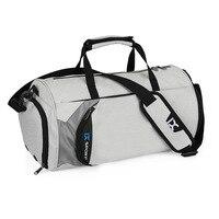 Sport Gym Bag Outdoor Waterproof Women Big Tote Bag School Fitness Bag Men Travel Shoulder Training