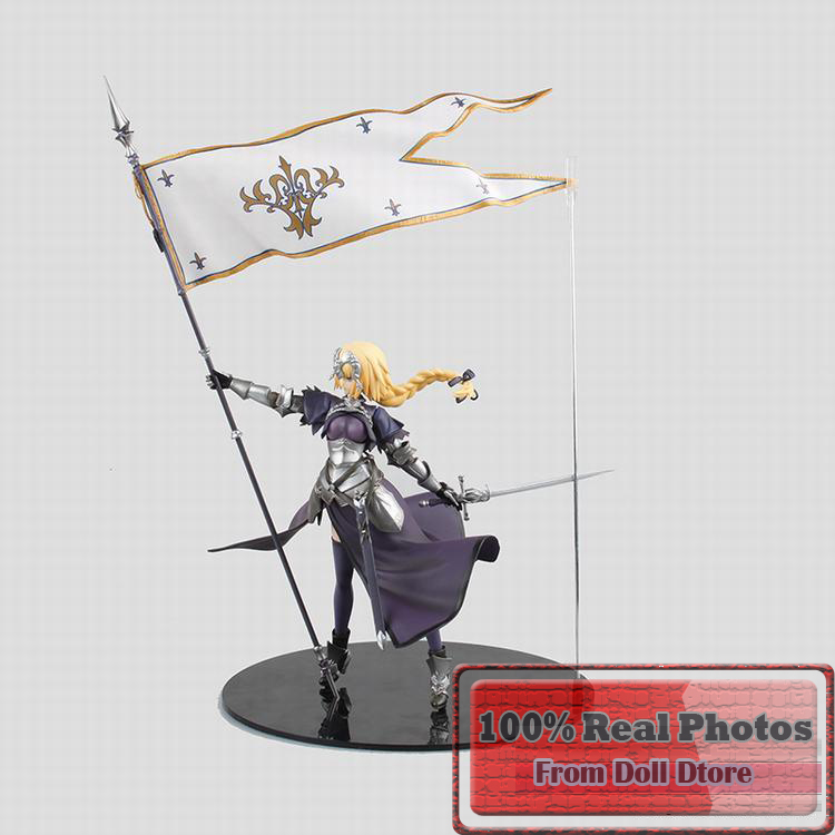 20cm Fate/stay night Fate Apocrypha SABER Joan of Arc action figure toys  collection model toys le fate топ