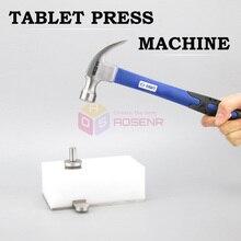 Manual de mão mini comprimido imprensa máquina comprimido pressionando fabricante para TDP 0 / 1.5 / 5 / 6