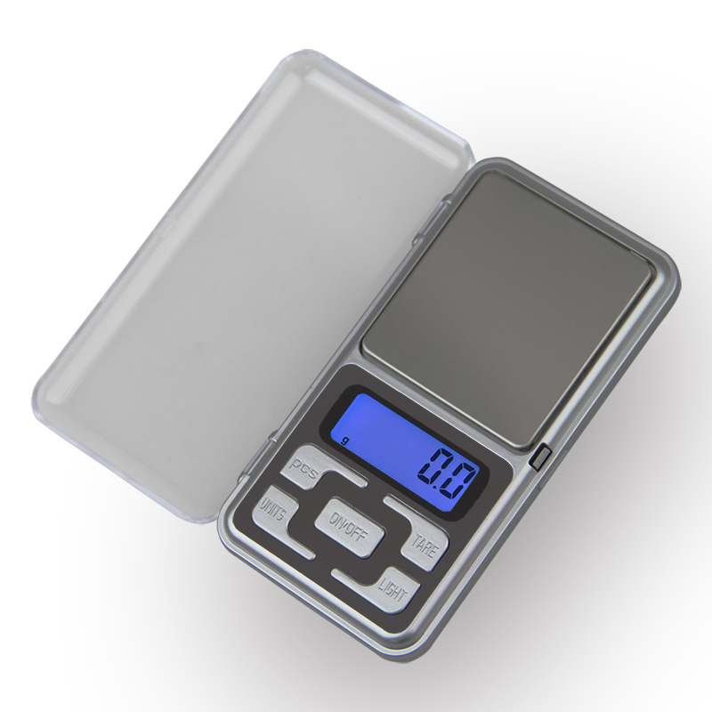200g x 0.01g Mini Precision Digital Scales for Gold Bijoux Sterling Silver Scale Jewelry 0.01 Balance Weight Electronic Scales