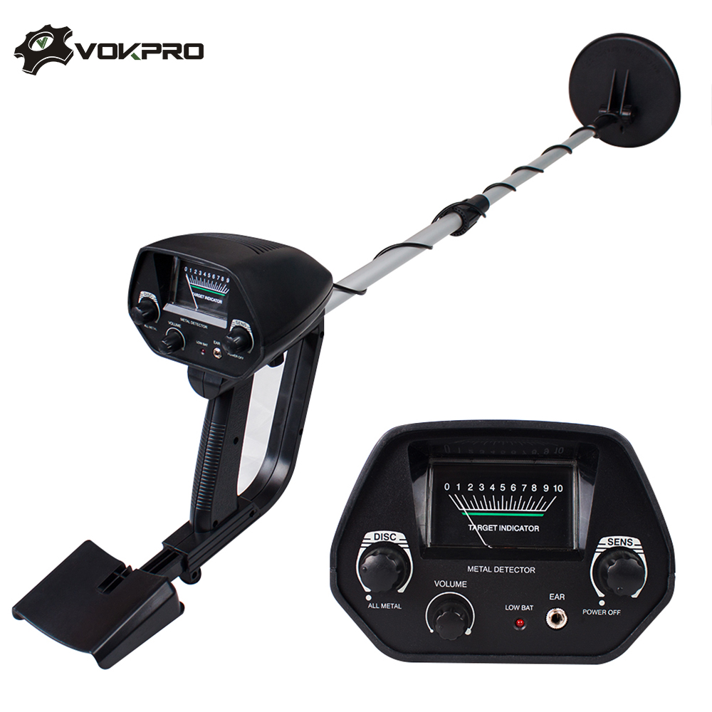 MD 4030 Professional Underground Metal Detector Search Adjustable Gold Pan Finder Coil Circuit Detector Hunter Tracker