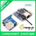 Orange Pi Нулевой Отметки 1: Orange Pi Zero 256 МБ + Плата Расширения за Raspberry Pi