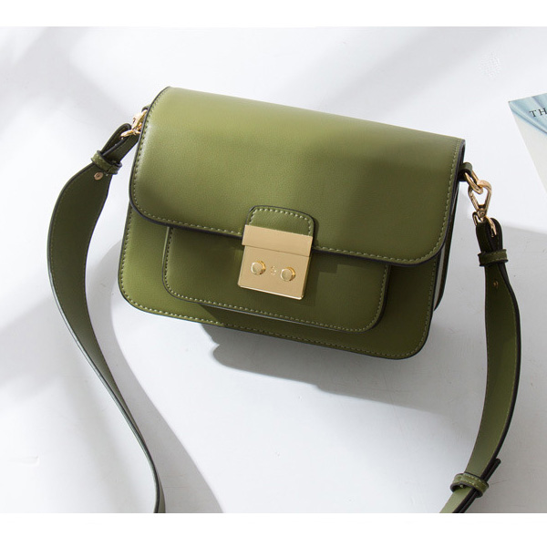 Qualified Women Small Square Package Designer Bag Famous Brand Women Bags 2019 High Quality Pu Leather Korean Style Shoulder Messenger Bag Modern Techniques Shoulder Bags Women's Bags