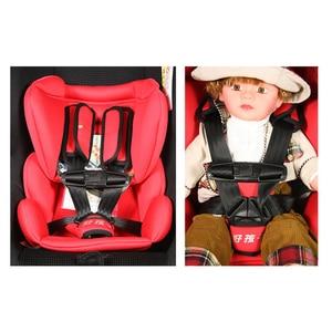 Image 5 - חדש לגמרי תינוק בטוח נעילת רכב ילדי קליפ אבזם תפס בטיחות מושבי כיסא רצועות חגורת לרתום קשרים