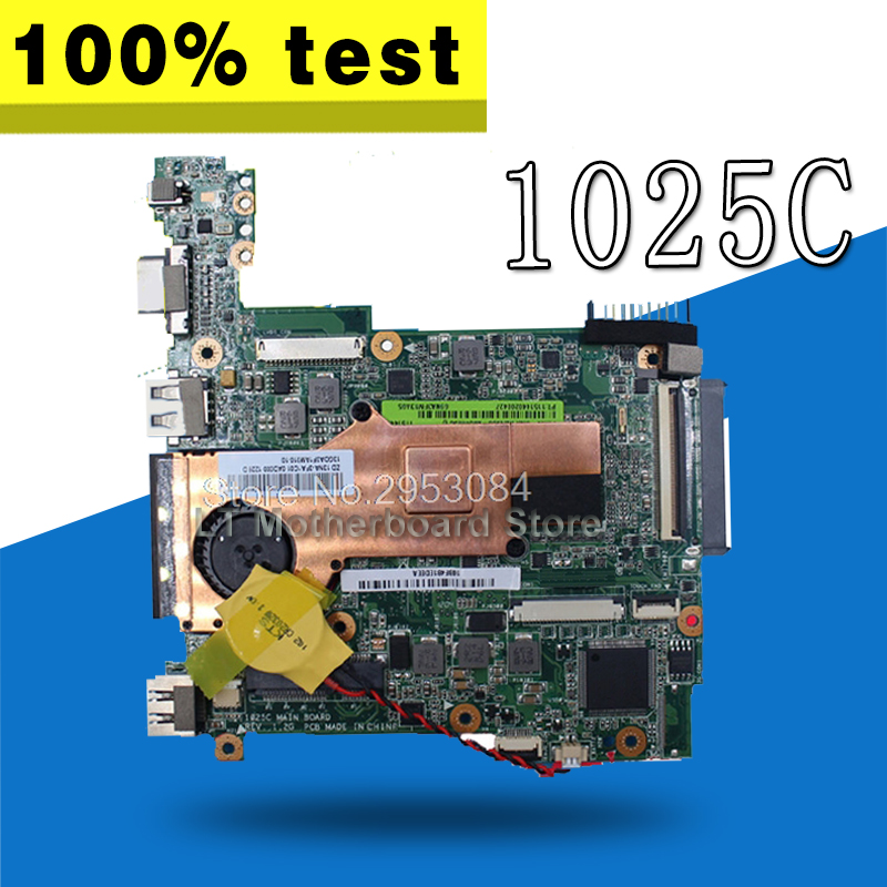 1025c Motherboard Rev 1.2G With N2800 CPU For ASUS 1025c Laptop Motherboard To 1025c Mainboard 1025c Motherboard Test 100% OK