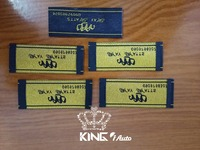Name brand woven labels ,  embroidered patch, size washing labels, PVC and rubber tag, paper hang tag for all brand