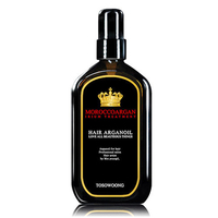 TOSOWOONG Morocco Argan Hair Oil 100ml Korean Hair Serum Hair Care Nourish Scalp Repair Dry Damage Hair Straightener & Treatment