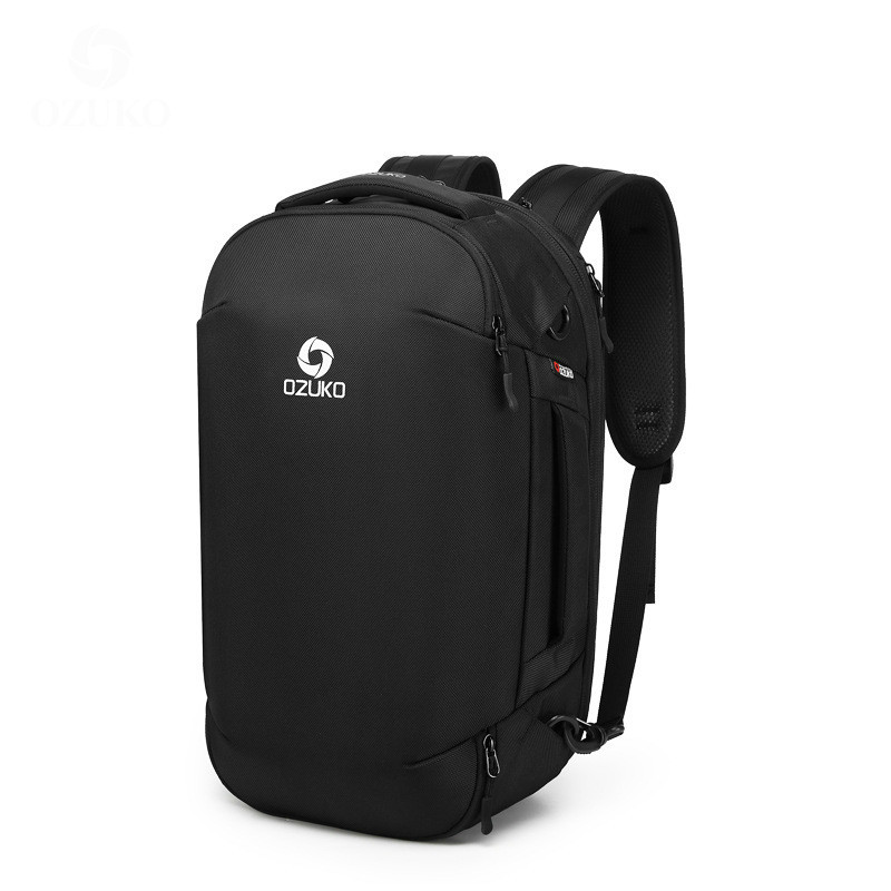 Unisex Luxury USB Anti theft Laptop Backpack 16 inch Large Capacity Travel Men Women Waterproof Charging Backpack Student Bag in Backpacks from Luggage Bags