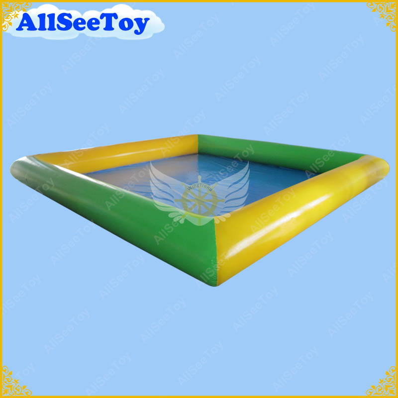 Hot 5m By 5m Inflatable Water Pool For Kids Sports Ball Games Swimming Pool Commercial Quality