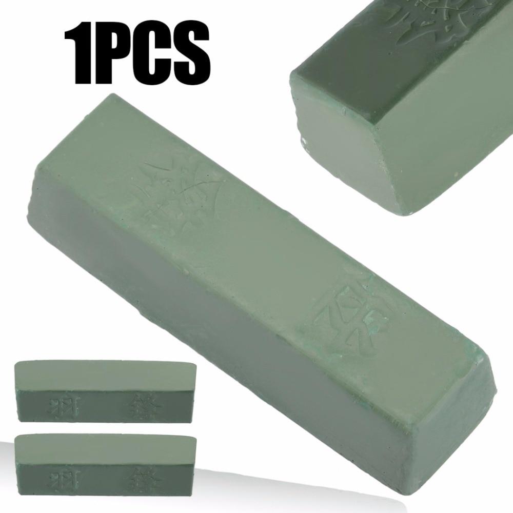 Blanco / verde metal latón pulido compuesto molienda pulido abrasivo - Artes, artesanía y costura
