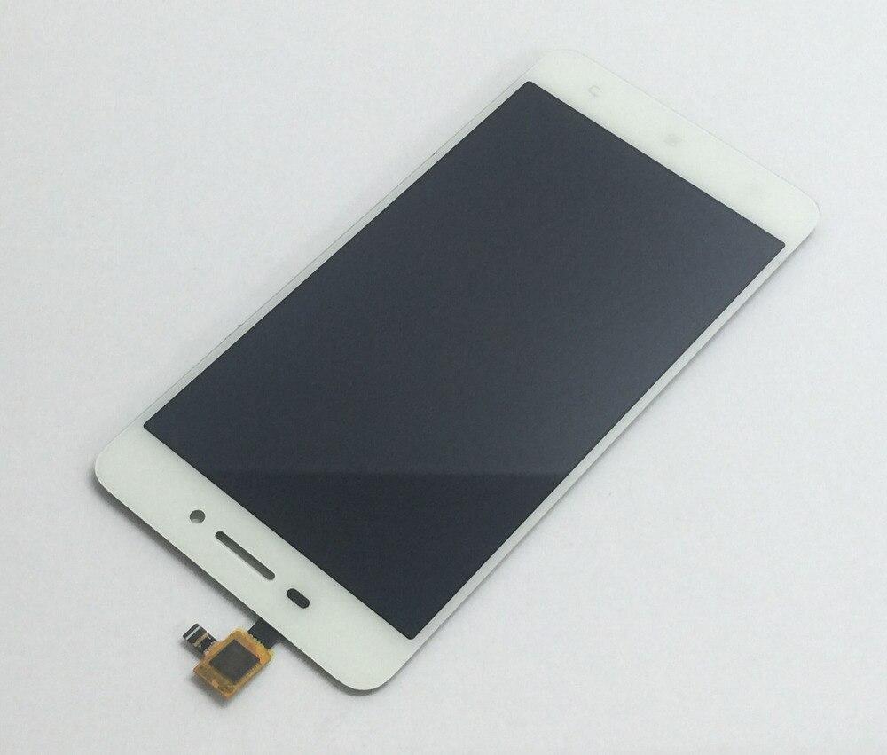 Schwarz/Weiß Touch Screen Digitizer Sensor Objektiv + LCD Display Panel Modul Monitor Montage Für Lenovo s60 S60W S60T s60A S60-a
