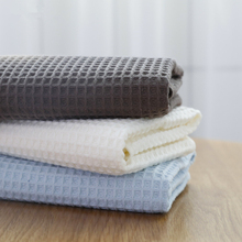 34x75cm 100% Cotton Towel Honeycomb Absorbent Washcloth Personalized Hand For Women Men