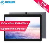 Mejor Alldocube M5XS 3GB 32GB MT6797X Helio X27 Deca Core 10 1 pulgadas Android 8 0 Tablet