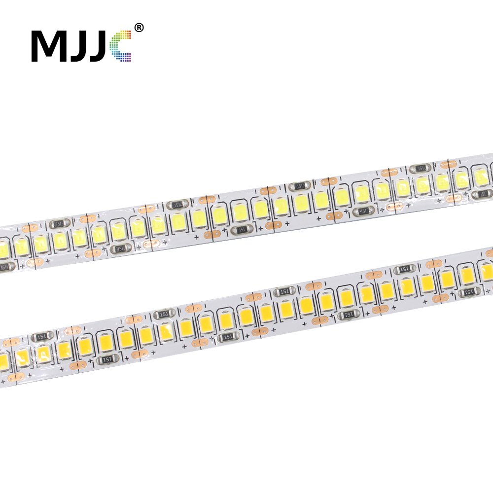 12V LED Strip Light 24V 1M 2M 3M 4M 5M Fita LED Tape SMD 2835 240LED/M Flexible DC 12V 24V Warm White Stripe Ribbon Lighting